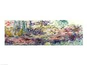 Waterlilies, 1917-19