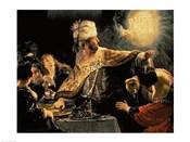 Belshazzar's Feast c.1636