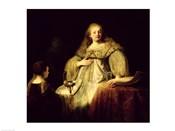 Artemisia, 1634