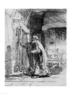 The blind Tobit, 1651