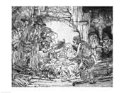 Nativity, 1654