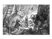 The Circumcision, 1654