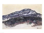 Mount Kolsaas, Norway, 1895