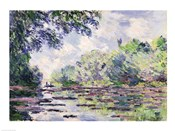 The Seine at Giverny, 1885