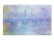 Waterloo Bridge, Effect of Fog, 1903