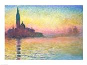 San Giorgio Maggiore by Twilight, 1908