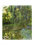 Weeping Willows, The Waterlily Pond at Giverny, c.1918