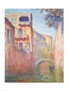 Venice - Rio de Santa Salute, 1908