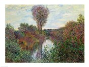 Small Branch of the Seine, 1878
