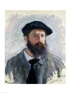 Self Portrait with a Beret, 1886