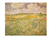 The Plain at Auvers, 1890
