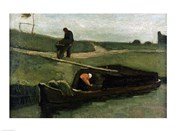 The Peat Boat, 1883
