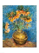 Crown Imperial Fritillaries in a Copper Vase, 1886