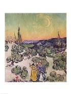 Moonlit Landscape, 1889