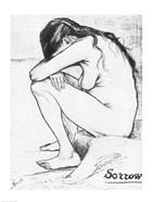 Sorrow, 1882