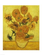 Sunflowers, 1889