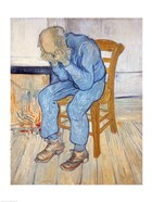 Old Man in Sorrow