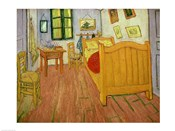 The Bedroom, 1888
