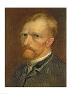 Self portrait, 1886