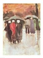 In the Rain, 1882