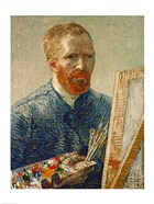 Self Portrait as an Artist, 1888