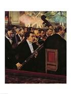 The Opera Orchestra, c.1870
