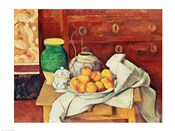 Still Life with a Chest of Drawers, 1883-87