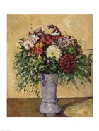 Bouquet of Flowers in a Vase, c.1877