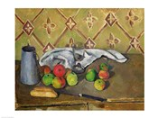 Fruit, Serviette and Milk Jug, c.1879-82