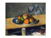 Apples, Pears and Grapes, c.1879