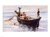 Fishing Boat, 1881