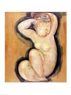 Caryatid, c.1913-14