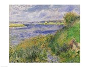 The Banks of the Seine, Champrosay, 1876