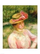 The Straw Hat, 1895