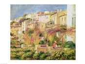Terrace in Cagnes, 1905