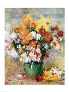 Bouquet of Chrysanthemums, c.1884