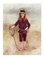 The Little Fisherwoman