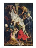 Descent from the Cross, 1617