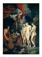 The Medici Cycle: Education of Marie de Medici