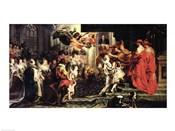 The Coronation of Marie de Medici