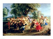 A Peasant Dance
