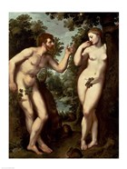 Adam and Eve, c.1599