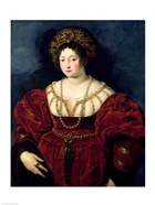 Posthumous portrait of Isabella d'Este