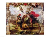 Achilles Defeating Hector