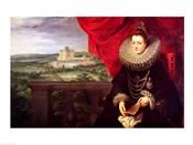 The Infanta Isabella Clara Eugenia