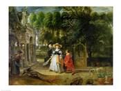Rubens and Helene Fourment
