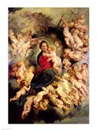 The Virgin and Child surrounded by the Holy Innocents