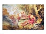 Aurora Abducting Cephalus, 1636