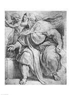 The Prophet Ezekiel, after Michangelo Buonarroti