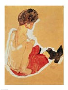 Seated Woman, 1911